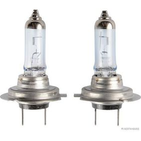 Bulb, headlight H7, PX26d, 12V, 55W 89901400066