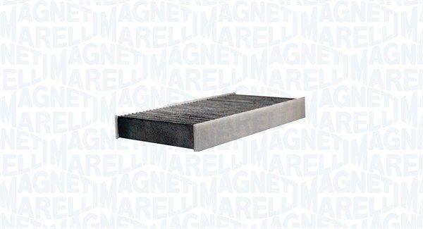 MAGNETI MARELLI  350208065490 Filter, Innenraumluft Länge: 313mm, Breite: 153mm, Höhe: 38mm