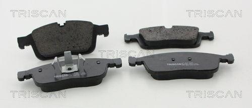TRISCAN  8110 27945 Bremsbelagsatz, Scheibenbremse Breite: 180,1mm, Höhe: 71,9mm, Dicke/Stärke: 19mm