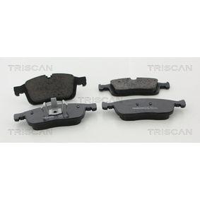 Bremsbelagsatz, Scheibenbremse Breite: 180,1mm, Höhe: 71,9mm, Dicke/Stärke: 19mm mit OEM-Nummer 31445986