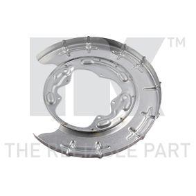 2007 KIA Ceed ED 1.6 Splash Panel, brake disc 233501