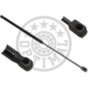 Heckklappendämpfer / Gasfeder AG-40617 MEGANE 3 Coupe (DZ0/1) 2.0 R.S. Bj 2014