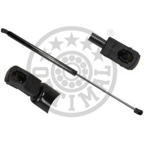 Muelle neumático, maletero / compartimento de carga AG-40655 CR-V 4 (RM_) 2.2 i-DTEC AWD (RE6) ac 2015