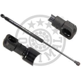Heckklappendämpfer / Gasfeder Länge über Alles: 430mm, Hub: 170mm mit OEM-Nummer 30716189