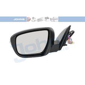 Outside Mirror 27 48 37-21 Qashqai / Qashqai +2 I (J10, NJ10) 1.6 dCi All-wheel Drive MY 2012