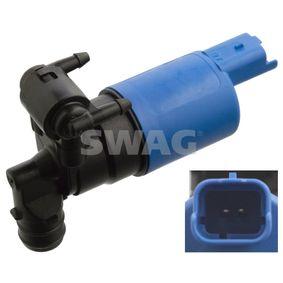 Bomba de agua de lavado, lavado de parabrisas 64 10 3392 308 I Hatchback (4A_, 4C_) 1.6 HDi ac 2014