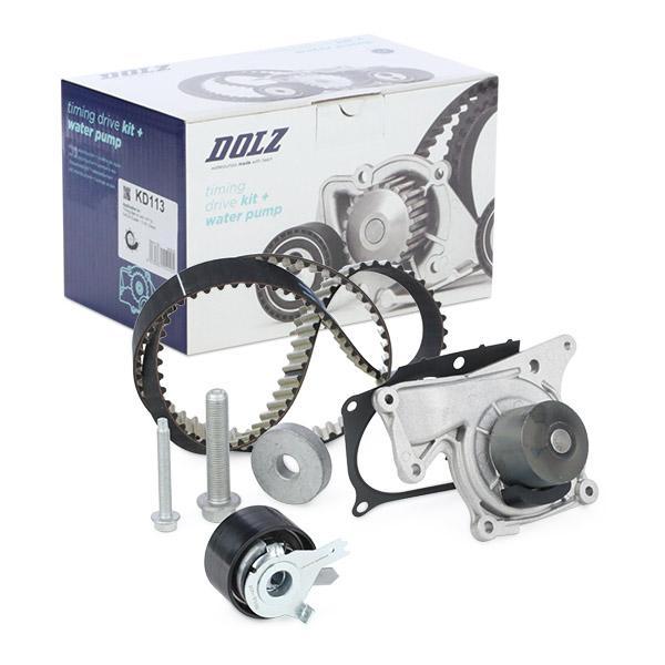 Kit de distribución con bomba de agua DOLZ 05KD082 conocimiento experto