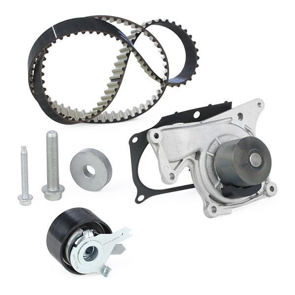 Timing belt and water pump kit DOLZ 02KD003 8430632554404