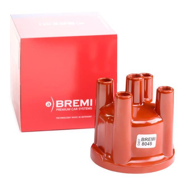 Tapa de distribuidor de encendido BREMI 8045 conocimiento experto