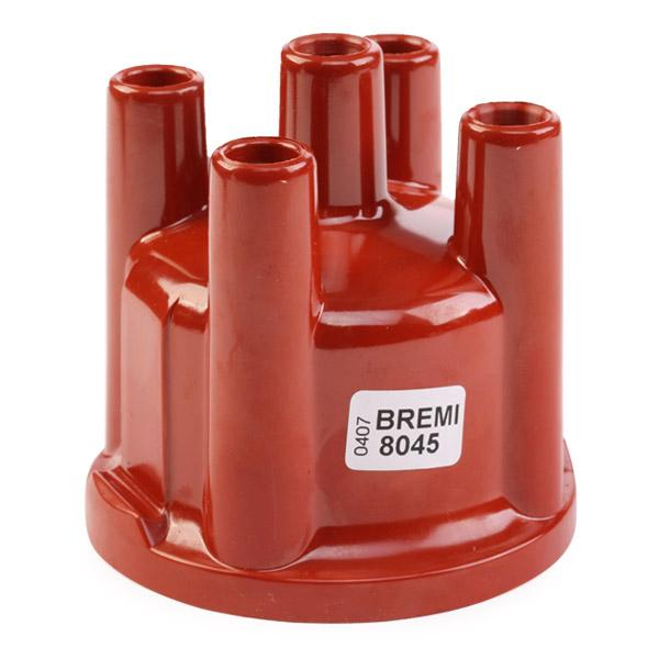 Tapa de distribuidor de encendido BREMI 8045 4017534017172