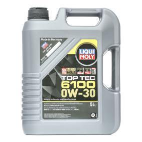 LIQUI MOLY Top Tec, 6100 20771 Motoröl