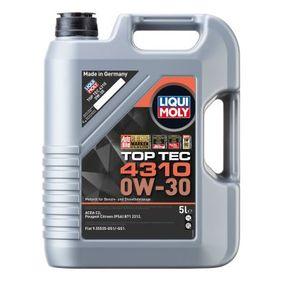 LIQUI MOLY Top Tec, 4310 3736 Motoröl
