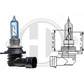 Bulb, spotlight HIR2 12V 55W PX22d LID10082