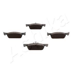 Bremsbelagsatz, Scheibenbremse Höhe: 49mm, Dicke/Stärke: 16,9mm mit OEM-Nummer 410605536R