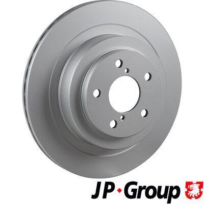 JP GROUP  4663200300 Bremsscheibe Bremsscheibendicke: 18mm, Lochanzahl: 5, Ø: 290mm