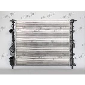 Kühler, Motorkühlung 0109.9079 CLIO 2 (BB0/1/2, CB0/1/2) 1.5 dCi Bj 2018
