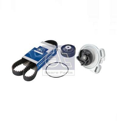 Zahnriemen Kit + Wasserpumpe 11.90225 DT 11.90225 in Original Qualität