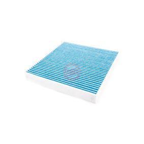 Filter, Innenraumluft Länge: 235, 254mm, Breite: 235, 254mm, Höhe: 32mm mit OEM-Nummer 65.61910-0001
