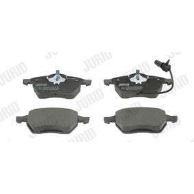 Bremsbelagsatz, Scheibenbremse Höhe 1: 74mm, Dicke/Stärke: 20,3mm mit OEM-Nummer 1 143 349