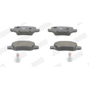 Bremsbelagsatz, Scheibenbremse Art. Nr. 573082J 120,00€
