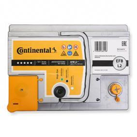 Starterbatterie 2800012000280 TOURAN (1T1, 1T2) 1.4 FSI Bj 2008