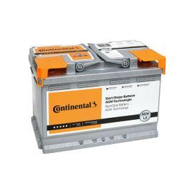 Starterbatterie 2800012006280 TOURAN (1T1, 1T2) 2.0 TDI Bj 2010