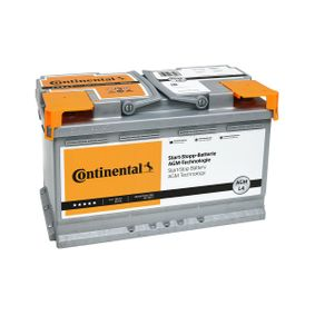 Starterbatterie mit OEM-Nummer 0009822108