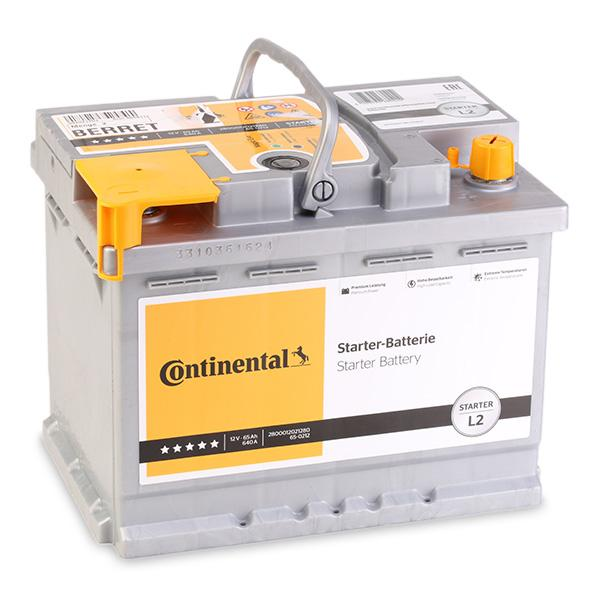 Akkumulator Continental 2800012021280 Erfahrung