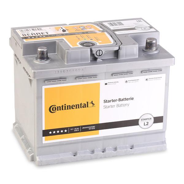 Akkumulator Continental 2800012021280 4103590680402