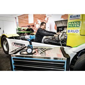 HAZET Compressed Air Tyre Gauge / -Filler 9041G-1