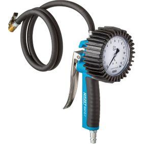 Urządzenie do pomiaru ciżnienia w kole i pompownia powietrza 9041G1