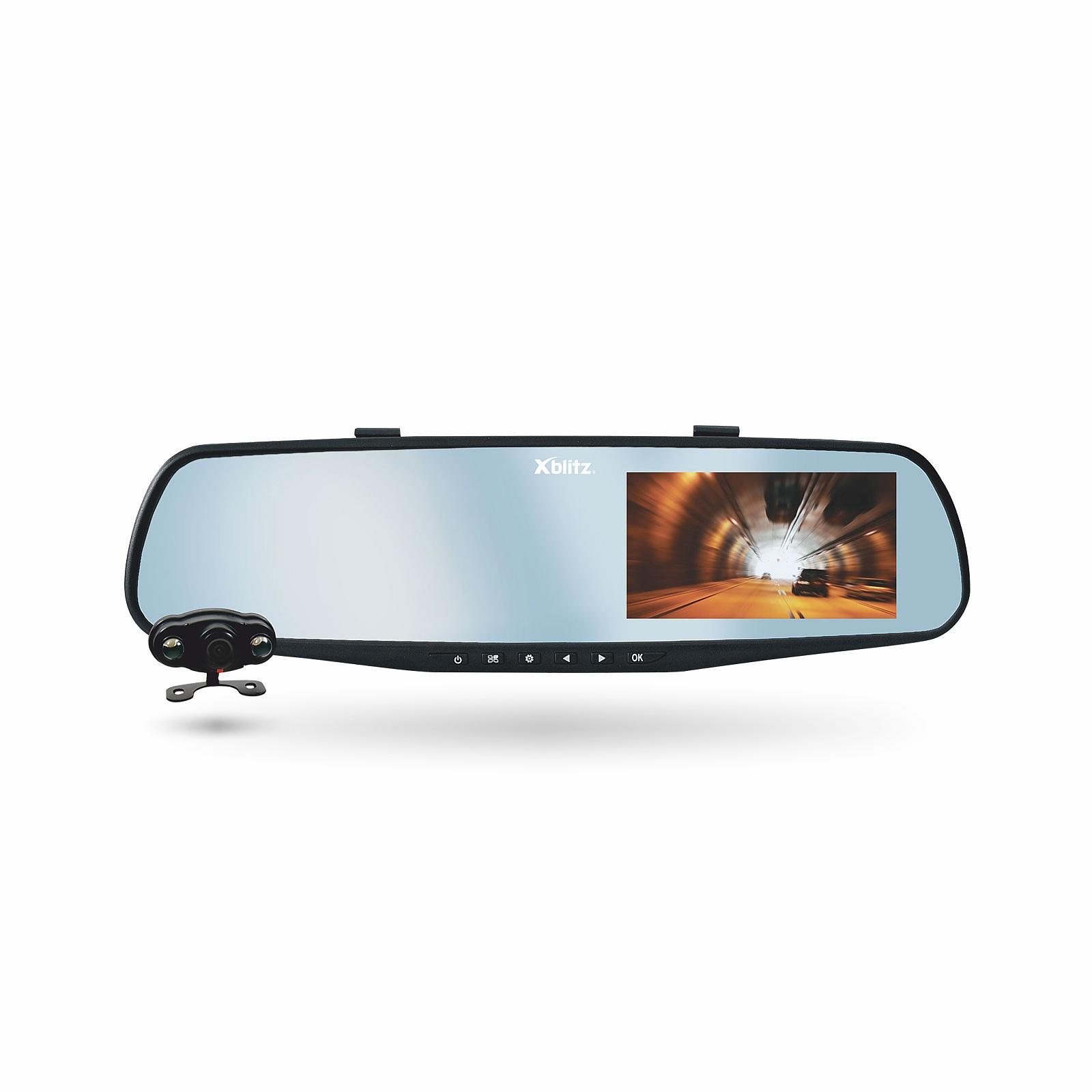 Caméra de bord PARK VIEW XBLITZ PARK VIEW originales de qualité