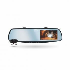 Dashcams (telecamere da cruscotto) Numero videocamere: 2, Angolo di visione: 120da carico assiale PARKVIEW