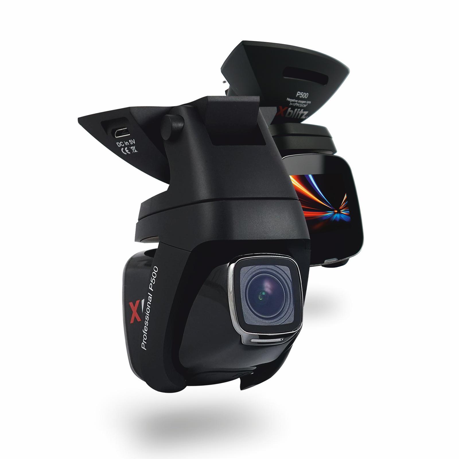 Caméra de bord P500 XBLITZ P500 originales de qualité