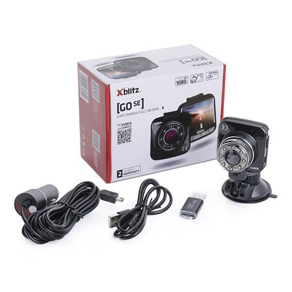 Caméra de bord GO SE XBLITZ GO SE originales de qualité
