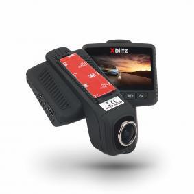 Palubní kamery Zorný úhel: 140° X5WIFI