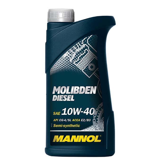 MANNOL MOLIBDEN DIESEL MN7506-1 Motorolaj