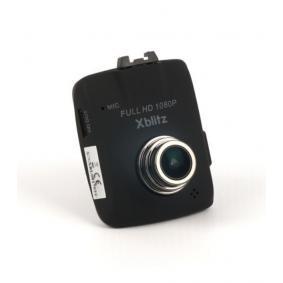 XBLITZ Kamera na desce rozdzielczej samochodu BLACK BIRD 2.0 GPS