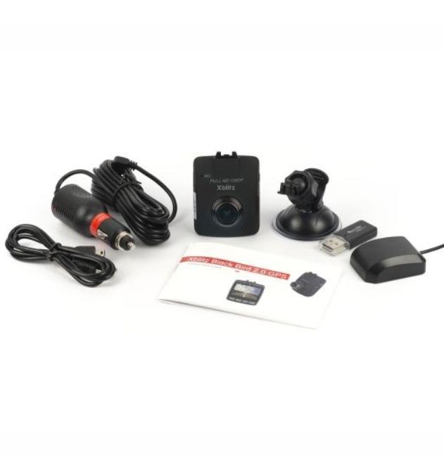 Dashcams XBLITZ BLACK BIRD 2.0 GPS waardering