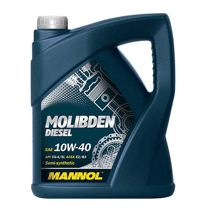 MANNOL MOLIBDEN DIESEL MN7506-5 Olio motore