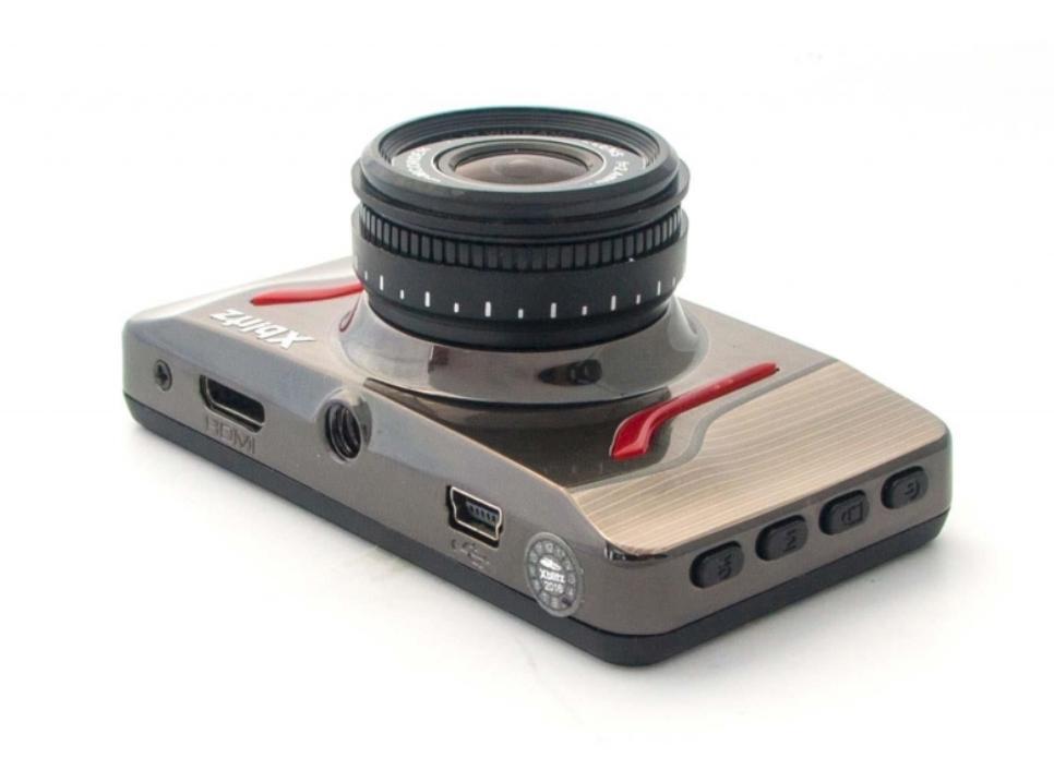 Caméra de bord XBLITZ GHOST évaluation
