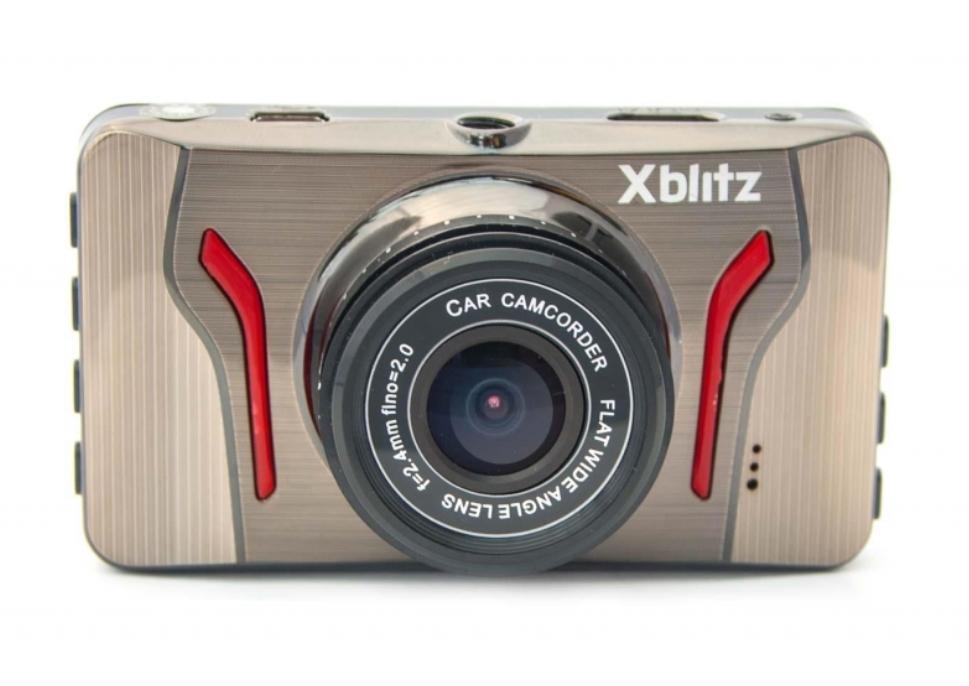 Caméra de bord XBLITZ GHOST connaissances d'experts