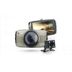XBLITZ Dashcams (telecamere da cruscotto) DUAL CORE