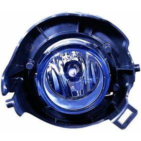 Fendinebbia Tipo lampada: H11 con OEM Numero 26150EB500