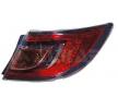 Luz trasera MAZDA CX-3 (DK) 2019 Año 13545962 ABAKUS derecha, sin portalámparas, sin bombilla, Parte exterior, LED, W21W