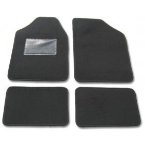 Floor mat set Size: 72.5x48.5, 31x47.5 99001
