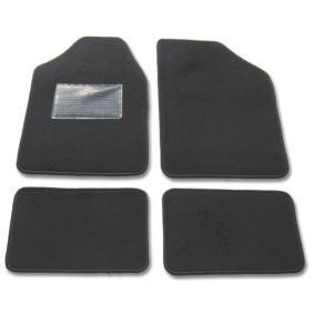 Floor mat set Size: 72.5x48.5, 31x47.5 99001