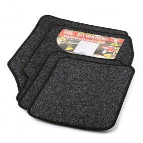 Floor mat set Size: 75x50, 31x47.5 99003