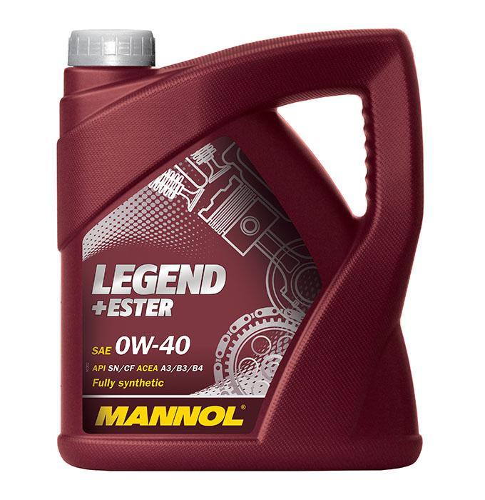 MANNOL LEGEND+ESTER MN7901-4 Motoröl