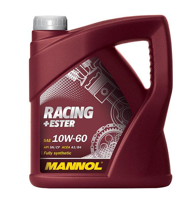 MANNOL RACING+ESTER MN7902-4 Motoröl